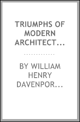 Triumphs of modern architecture [signed W.H.D.A.].
