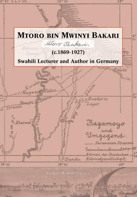 Mtoro bin Mwinyi Bakari. Swahili lecturer and author in Germany