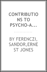 Contributions to psycho-analysis