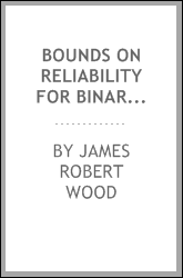 Bounds on reliability for binary codes in a gaussian channel