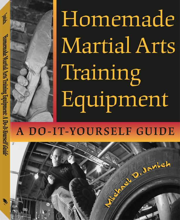 Homemade Martial Arts Training Equipment: A Do-It-Yourself Guide