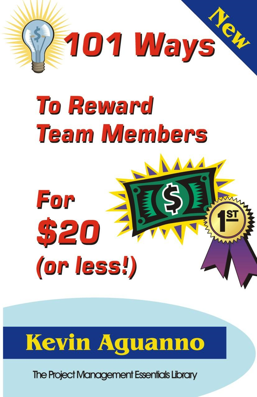 101 Ways to Reward Team Members for $20 (or Less!)