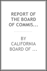 Report of the Board of Commissioners of the West Side Irrigation District ...