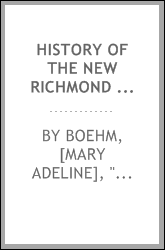 History of the New Richmond cyclone of June 12th, 1899