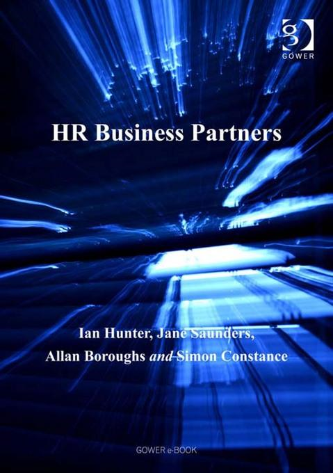 HR Business Partners By: Ian Hunter