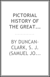 Pictorial history of the great war