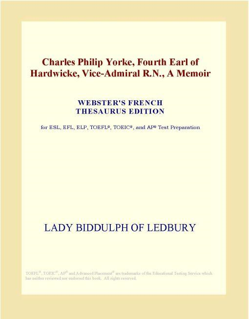 download charles philip yorke, fourth earl of hardwicke, vice-ad