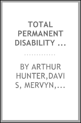 Total permanent disability benefits in relation to life insurance;