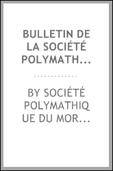 download Bulletin de la Société polymathique du Morbihan book