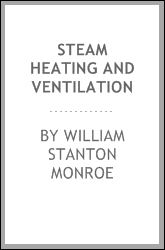 download Steam heating and ventilation book