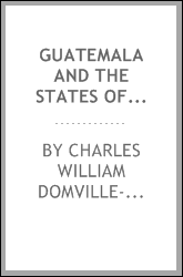 Guatemala and the states of Central America