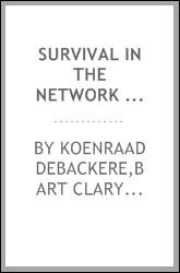 Survival in the network : on the persistence of research organizations in an emerging field