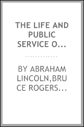 The life and public service of General Zachary Taylor : an address
