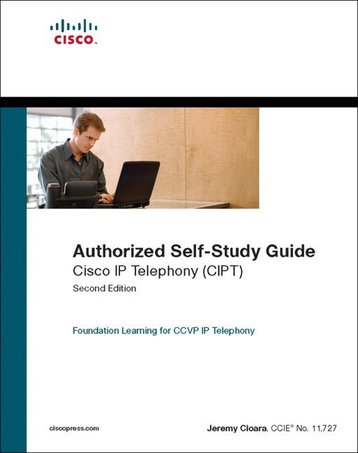 download Authorized Self-Study Guide Cisco IP Telephony (CIPT) book