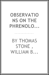 Observations on the phrenological development of Burke, Hare, and other atrocious murderers ...