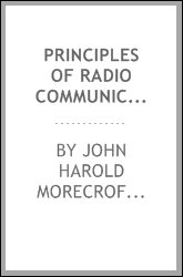 Principles of radio communication