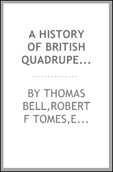 A history of British quadrupeds : including the Cetacea