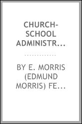 Church-school administration
