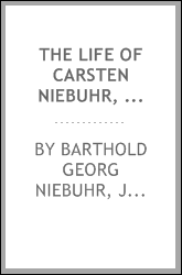 The Life of Carsten Niebuhr, the Oriental Traveller
