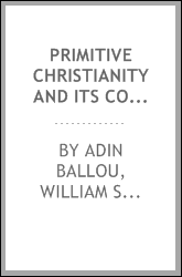 download primitive christianity and its corruptions ... discours