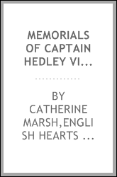 Memorials of Captain Hedley Vicars : ninety-seventh regiment