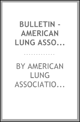 Bulletin - American Lung Association