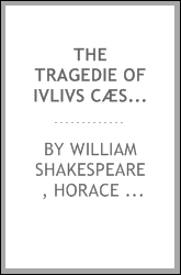 download the tragedie of ıvlivs cæsar: by shakespeare book