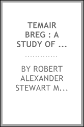 Temair Breg : a study of the remains and traditions of Tara