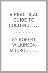 A practical guide to coco-nut planting