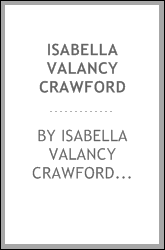 Isabella Valancy Crawford