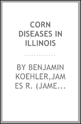 Corn diseases in Illinois