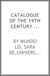 Catalogue of the 19th century Mexican pamphlets collection at the University of Illinois Library, Urbana-Champaign