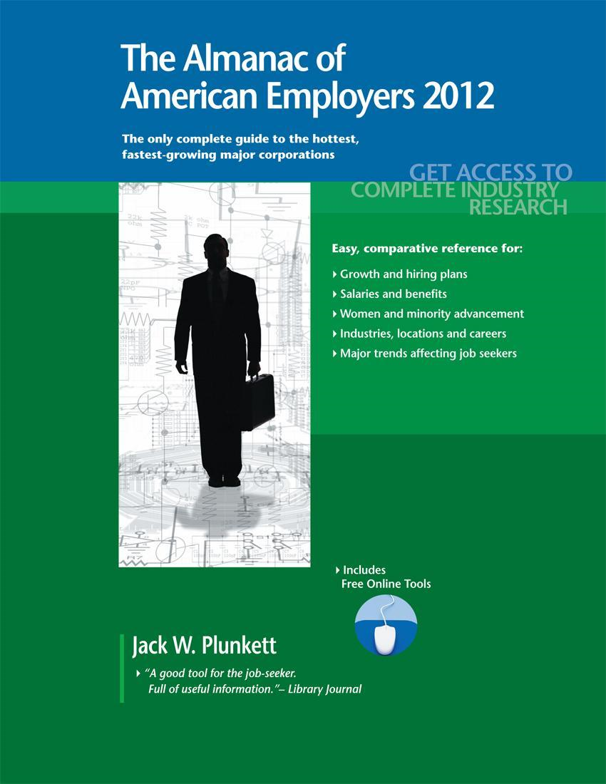 The Almanac of American Employers 2012