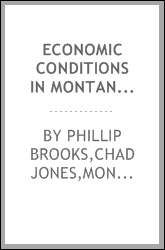 Economic conditions in Montana, 1988