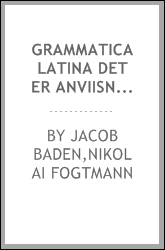 download grammatica latina det er anviisning til det latinske sp