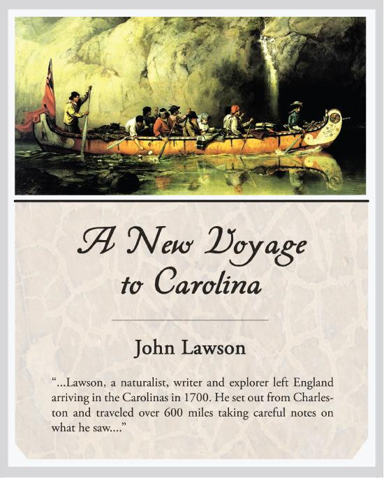 A New Voyage to Carolina