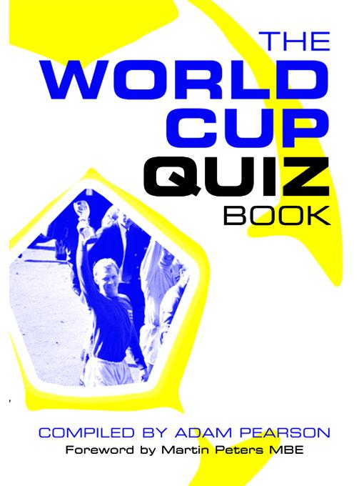 The World Cup Quiz Book