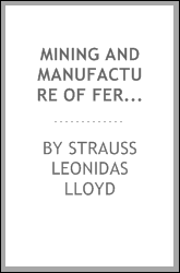 download mining and manufacture of fertilizing materials and the