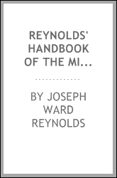 Reynolds' Handbook of the Mining Laws of the United States and Canada ...