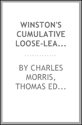 Winston's Cumulative Loose-leaf Encyclopedia