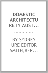 Domestic architecture in Australia ..