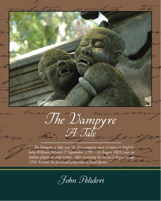 The Vampyre - A Tale (ebook)