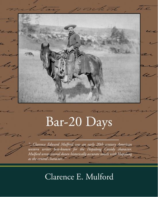Bar-20 Days (ebook)
