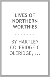 Lives of northern worthies