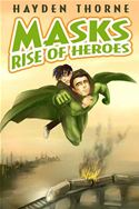 download Masks: Rise of Heroes book