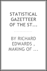 Statistical Gazetteer of the State of Virginia: Embracing Important ...