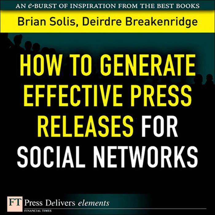 How to Generate Effective Press Releases for Social Networks