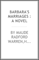 Barbara's marriages : a novel