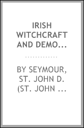 download ırish witchcraft and demonology