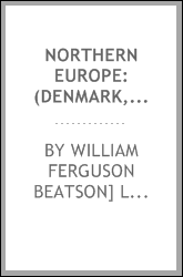 Northern Europe: (Denmark, Sweden, Russia,) Local, Social, and Political, in 1861